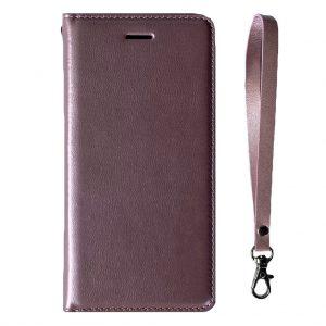 Apple hoesjes iPhone – 7 – 8 – Book case – Rosé Goud