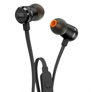 JBL headsets JBL – T290 – Oordopjes – Tuned By HARMANN – 3.5mm aansluiting – Zwart