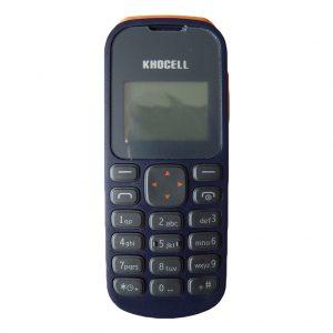 Khocell Khocell – K016 – Mobiele telefoon – Met prepaid – Oranje