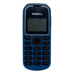 Khocell Khocell – K018 – Mobiele telefoon – Met prepaid – Blauw