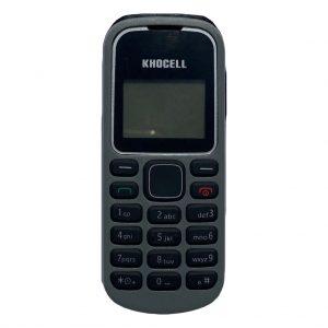 Khocell Khocell – K018 – Mobiele telefoon – Met prepaid – Grijs