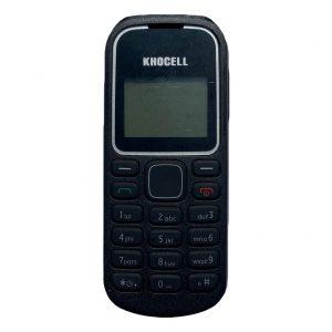 Khocell Khocell – K018 – Mobiele telefoon – Met prepaid – Zwart
