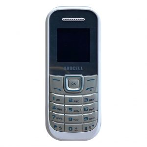 Khocell Khocell – K019 – Mobiele telefoon – Met prepaid – Wit