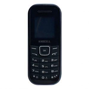 Khocell Khocell – K019 – Mobiele telefoon – Zwart