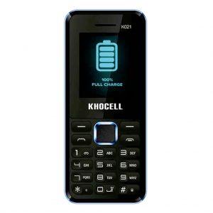 Khocell Khocell – K021 – Mobiele telefoon – Met prepaid – Blauw
