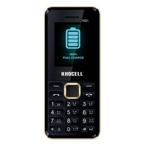 Khocell Khocell – K021 – Mobiele telefoon – Goud