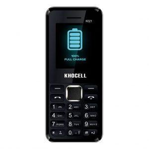 Khocell Khocell – K021 – Mobiele telefoon – Zwart