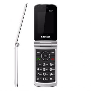 Khocell Khocell – K16S+ – Mobiele telefoon – Met prepaid – Wit