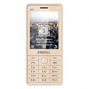 K8S+ Khocell – K8S+ – Mobiele telefoon – Goud