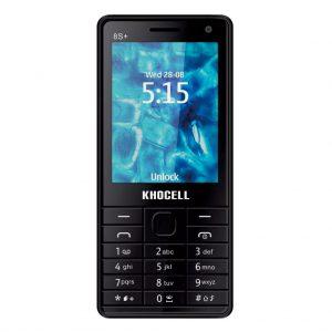 K8S+ Khocell – K8S+ – Mobiele telefoon – Zwart