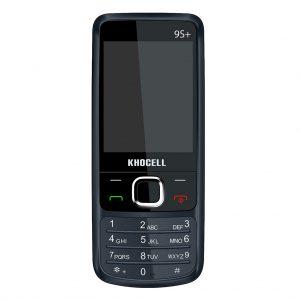 Khocell Khocell – K9S+ – Mobiele telefoon – Met prepaid – Zwart