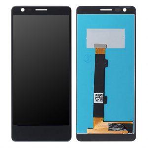 Nokia 3.1 LCD / Scherm voor Nokia 3.1 – Zwart