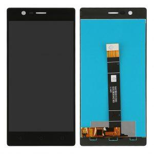 Nokia 3 LCD / Scherm voor Nokia 3 – Zwart