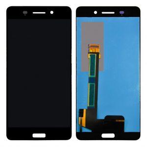 Nokia 6 LCD / Scherm voor Nokia 6 – Zwart