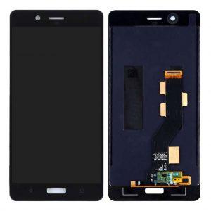 Nokia 8 LCD / Scherm voor Nokia 8 – Zwart