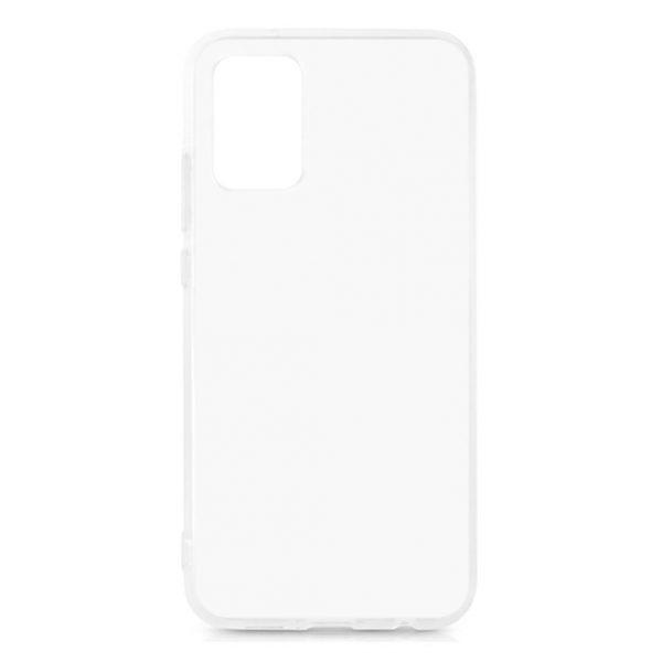 Samsung hoesjes Siliconen hoesje voor Samsung Galaxy A41 – Transparant