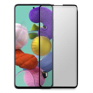 Samsung screen protectors Samsung – Galaxy A51 – Full cover – Screenprotector – Zwart