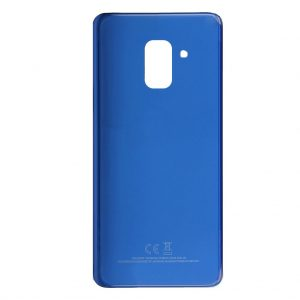 A8 Plus 2018 Achterkant met camera lens voor Samsung Galaxy A8 Plus (2018) – Blauw
