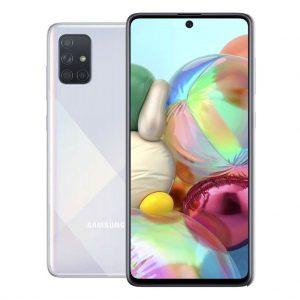 Samsung Phones Samsung – Galaxy A71 – Dual-Sim – 128GB – Crush White