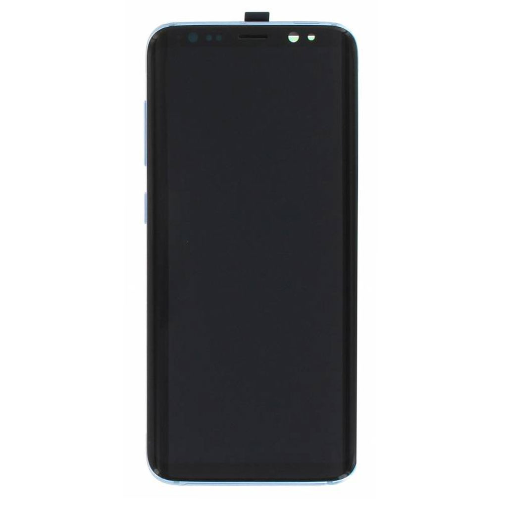 S8 Samsung – Galaxy S8 – Camera lens met frame