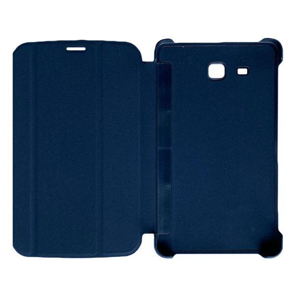 Samsung hoesjes Samsung – Galaxy Tab E T280 – Book case – Donker blauw