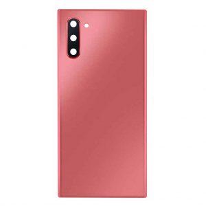 Note 10 Achterkant met camera lens voor Samsung Galaxy Note 10 – Roze