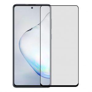 Samsung screen protectors Samsung – Galaxy Note 10 Lite – Full Cover – Screenprotector – Zwart