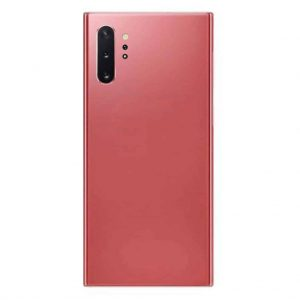 Note 10 Plus Achterkant met camera lens voor Samsung Galaxy Note 10 Plus – Roze