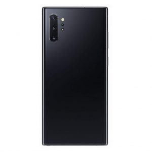 Note 10 Plus Achterkant met camera lens voor Samsung Galaxy Note 10 Plus – Zwart