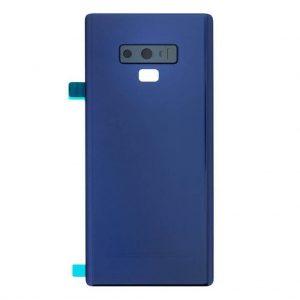 Note 9 Achterkant met camera lens voor Samsung Galaxy Note 9 – Blauw