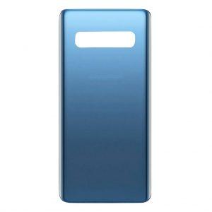 S10 Achterkant met camera lens voor Samsung Galaxy S10 – Donker blauw