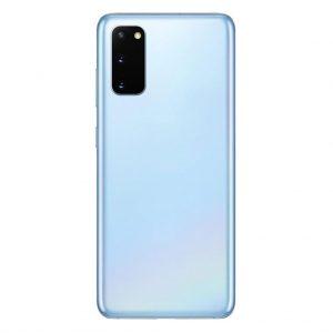 S20 Achterkant met camera lens voor Samsung Galaxy S20 – Blauw