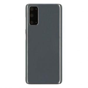 S20 Achterkant met camera lens voor Samsung Galaxy S20 – Grijs