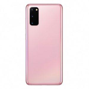 S20 Plus Achterkant met camera lens voor Samsung Galaxy S20 Plus – Roze