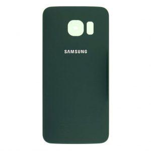 S6 Edge Achterkant voor Samsung Galaxy S6 Edge – Groen