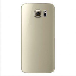 S6 Edge Plus Achterkant met camera lens voor Samsung Galaxy S6 Edge Plus – Goud