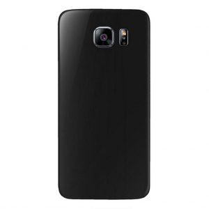 S6 Edge Plus Achterkant met camera lens voor Samsung Galaxy S6 Edge Plus – Zwart
