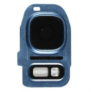 S7 Samsung – Galaxy S7 – Camera Lens met Frame – Blauw