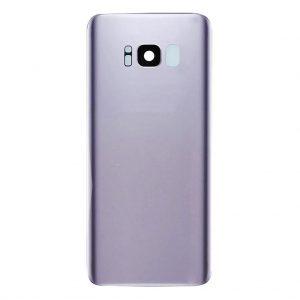 S8 Achterkant met camera lens voor Samsung Galaxy S8 – Paars