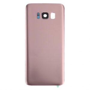 S8 Achterkant met camera lens voor Samsung Galaxy S8 – Roze