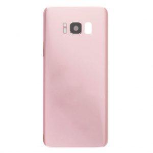 S8 Plus Achterkant met camera lens voor Samsung Galaxy S8 Plus – Roze