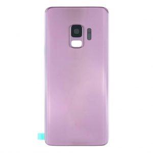 S9 Achterkant met camera lens voor Samsung Galaxy S9 – Paars
