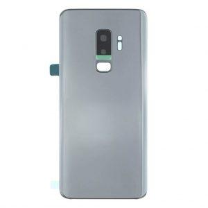 S9 Plus Achterkant met camera lens voor Samsung Galaxy S9 Plus – Zilver