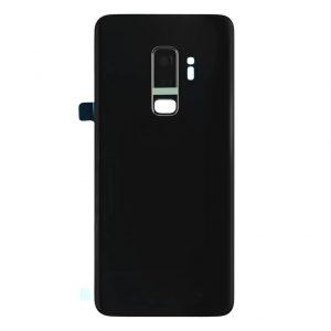 S9 Plus Achterkant met camera lens voor Samsung Galaxy S9 Plus – Zwart