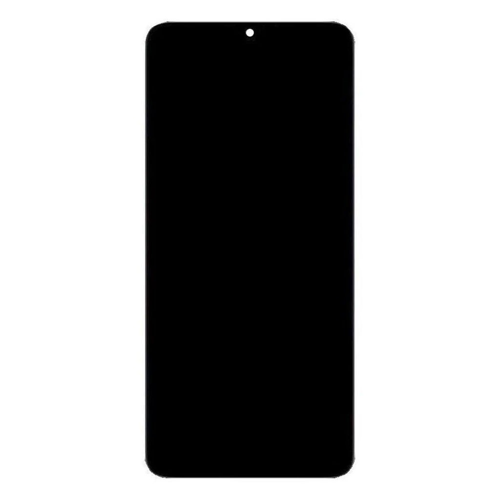 A30s LCD / Scherm met frame voor Samsung Galaxy A30s – Oled – InCell – Zwart