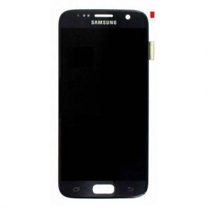 A3 2017 LCD / Scherm voor Samsung Galaxy A3 (2017) – Origineel – Service pack – Zwart