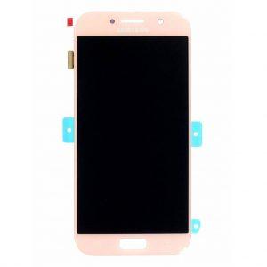 A5 2017 LCD / Scherm voor Samsung Galaxy A5 (2017) – Origineel – Service pack – Roze
