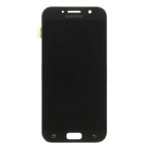 A5 2017 LCD / Scherm voor Samsung Galaxy A5 (2017) – Origineel – Service pack – Zwart