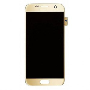 S7 LCD / Scherm voor Samsung Galaxy S7 – Origineel – Service pack – Goud