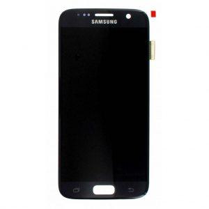 S7 LCD / Scherm voor Samsung Galaxy S7 – Origineel – Service pack – Zwart
